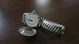 Vintage Wakmann Braille Wrist Watch for the Blind Not Work needs Service - $138.59