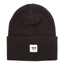 Wood Wood Tall Wool Beanie 11530812-4061 (Brown) - $89.10