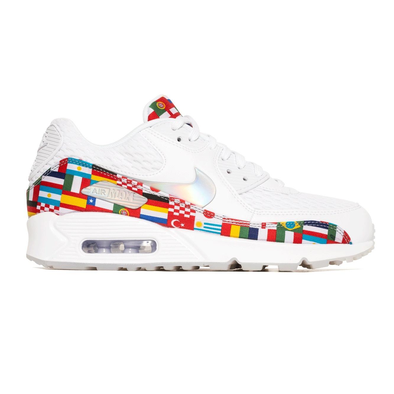 promo code 1ad56 485d5 Nike Air Max Max Max 90 QS International Flag and 50 similar items acf072