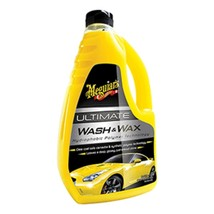 Meguiar's Ultimate Wash & Wax - 1.4-Liters - $25.28