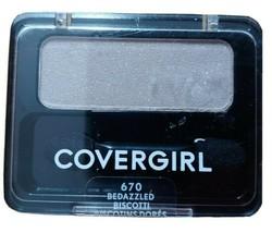 CoverGirl Eye Enhancers Single Eye Shadow 670 Bedazzled Biscotti 0.09 oz... - $5.94