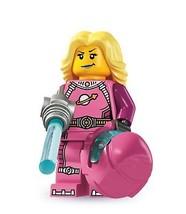 LEGO® Collectable Figures™ Series 6 - Intergalactic Girl - 8827 #13 - $4.45