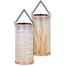 "Carson""Lord's Prayer"" Memorial Solar Lantern - $55.08"