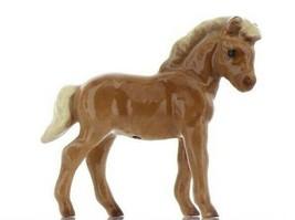 Hagen Renaker Miniature Horse Shetland Pony Colt Ceramic Figurine