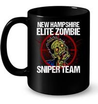 New Hampshire Elite Zombie Sniper Team Ceramic Mug - $13.99+