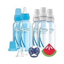 Dr. Brown's Original Bottle Gift Set 8 Ounce Blue SB85001-WEB - $32.09