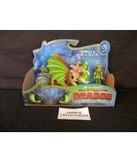 How to train your Dragon 3 The Hidden World Tuffnut & Barf & Belch ridin... - $98.79