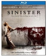 Sinister [Blu-ray] (2013) - $3.95