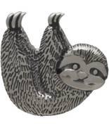 Tree-Sloth Charm Sterling Silver 15x15mm, Pkg Of 1Pc (13149)/1 - $15.84
