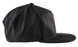 Dissizit! The Sh!t AMERICA #2 Two American Flag USA Snapback Baseball Hat NWT image 3