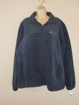 Columbia Men's Jacket sweater Large size Blue color NWOT - $29.69