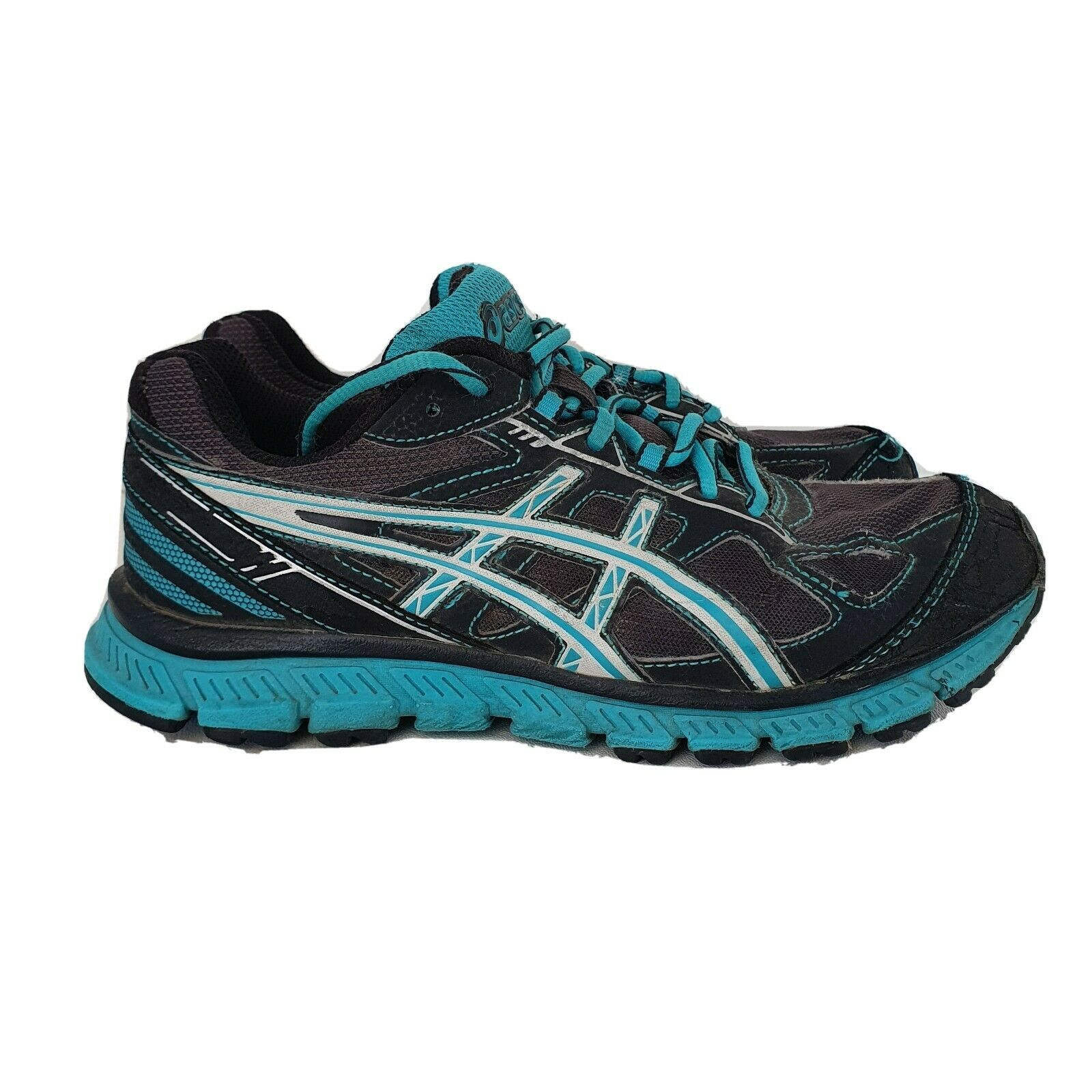 Primary image for Asics Gel-Scram 2 Women's US Size 7.5 Trail Running Athletic Shoes T3G7N