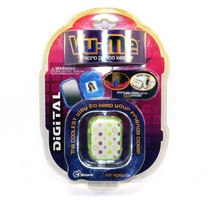Vu-Me Digital Micro Photo Keeper Locket/keychain. - $4.94