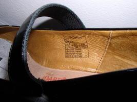 Shoe 7 Coco Depth Heel Women's Dr Medium Extra Comfort Dress Diabetic Black 8qpvSx1