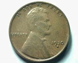 1930-D LINCOLN CENT PENNY CHOICE ABOUT UNCIRCULATED CH.AU NICE ORIGINAL ... - $8.00