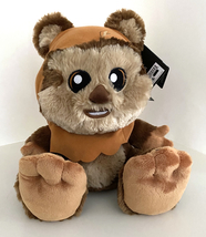 Disney Parks Star Wars Wicket the Ewok Big Feet Plush Doll 10 inch NEW V... - $31.90