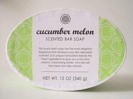 CST Cucumber Melon Scented Bar Soap - $14.00