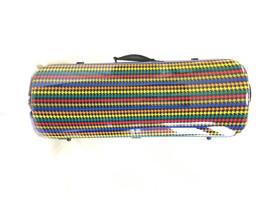 Tonareli Viola Oblong Case with wheels - MALIBU - Multicolor - NEW - $399.00