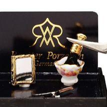Dollhouse Gentleman's Shaving Set 1.476/5 Reutter 1:12 NRFB miniature gemjane - $17.05