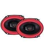 Cerwin-Vega Mobile V468 Vega Series 2-Way Coaxial Speakers (6 x 8, 400 W... - $149.99