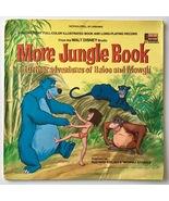 More Jungle Book LP Vinyl Record Album, Disneyland, ST-3960MO, 1969 - $45.95