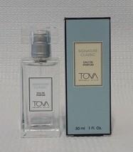 Tova Signature Classic Eau de Parfum (1 oz) New Discontinued Blue Box Pe... - $99.90