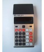 Vintage Digi-Matic D-8 Calculator Wrecked Parts Repair Not Working - $15.40