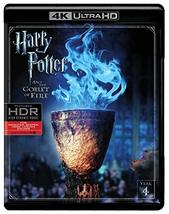 Harry Potter and the Goblet of Fire (4K Ultra HD + Blu-ray + Digital)