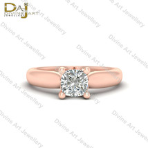 1.25ct Solitaire Diamond Ring Classic Bridal Wedding Ring Womens Solitai... - €69,52 EUR+