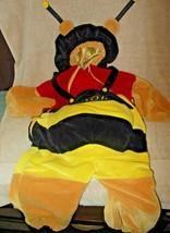 Disney Store Winnie The Pooh As Honey Bee Halloween Costume Plush 18-24 Mos - $24.99