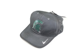 New Nike Dri-Fit Michigan State Spartans Adjustable Vented Athletic Hat ... - $19.75