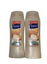 2 Suave Essentials Creamy Almond Verbena Body Wash 18 Oz - $28.05