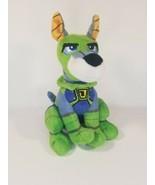 SCOOB Scooby Doo Movie DYNOMUTT Stuffed Plush Dog Figure 6 inch Toy Plush - $7.87