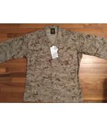 USMC MARPAT Shirt Marine Corps Combat Uniform MCCUU LARGE LONG army navy... - $44.99