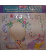 Inspirational Deluxe Scrapbook Page Kit Christian Cross Paper Stickers NEW - $10.69