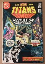 The New Teen Titans #7 1981 DC Comic Book VF+ Condition 8.0 Condition 1981 - $4.49