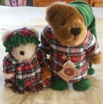 Boyds Bears Stuart & Cindy McSnoozle  Plush - $51.48