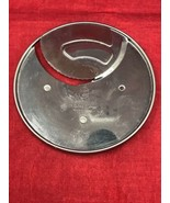 Cuisinart Disc DLC-7 Blade Food Processor DLC 044 4mm Thick Slicing Disc... - $11.83