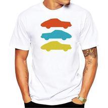 Fun Car T-Shirt 3 Series Evolution Men's Summer Tank Short Sleeve T-Shirt - $13.00+