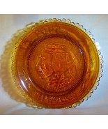 1981 AMBER Hyannis Sagamore Pairpoint Cup Plate Collectors of America PC... - $15.00