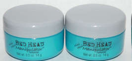 Lot of 2 TIGI Bed Head Manipulator Texturizer Minis 2  x 0.5 oz - $9.89
