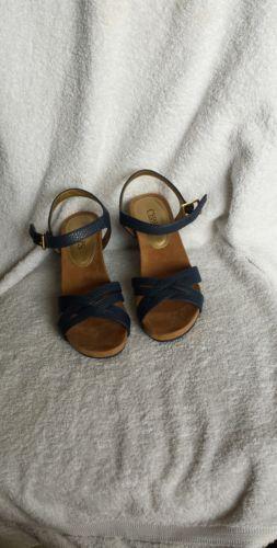 chaps reine women's wedge sandals size 9.5(B) NWOB
