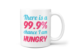 Funny/Witty Gifts for Him, Her, Men, Women - Ceramic Coffee Mug - I Am H... - $12.95