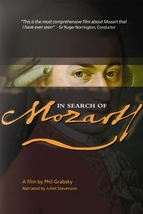 In Search of Mozart [DVD] * NEW SEALED - $40.09