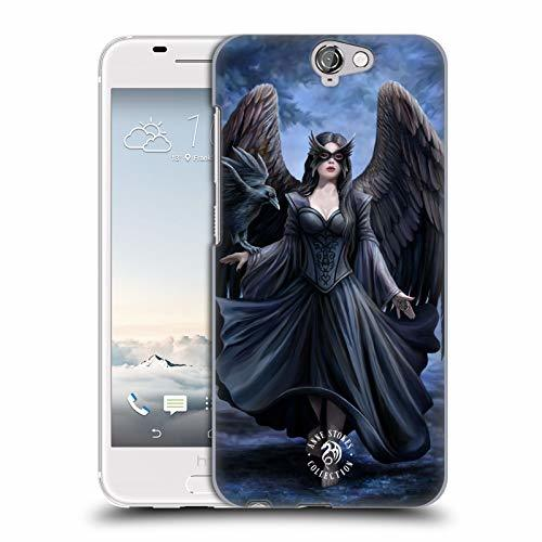 Official Anne Stokes Full Raven Hard Back Case Compatible for HTC One A9