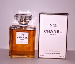 Chanel No 5 eau de Parfum Perfume 100ml / 3.4 oz New in box  - $60.00