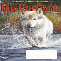 Fur-Fish-Game US 2015.07 Magazine Back Issue - $3.00
