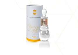 Musk Silk Perfume Oil  Unisex 1 Tola - 12 ml Ajmal Perfumes Fast Shipping - $59.30