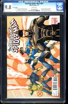 AMAZING SPIDER-MAN #661-CGC 9.8 VARIANT COVER-PULIDO-ALBERTI- 0216536018 - $212.19
