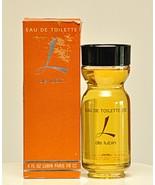 Lubin L de Lubin Eau de Toilette Edt 118ml 4 Fl. Oz. Splash Perfume Wome... - $449.90
